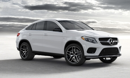 Mercedes GLE 43 Coupe