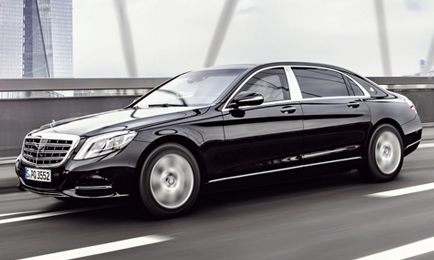 Mercedes Maybach S600 L