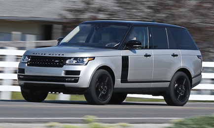 Range Rover Supercharged 2018