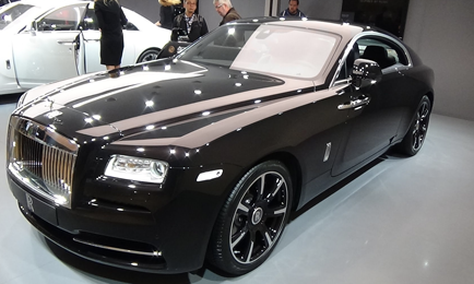 Rolls Royce Ghost S2